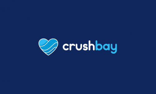 Crushbay - Social business name for sale