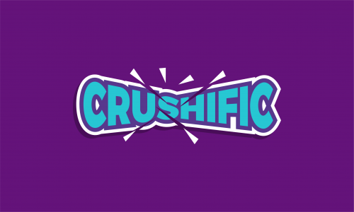 Crushific - Retail startup name for sale