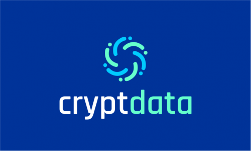 Cryptdata - Cryptocurrency brand name for sale