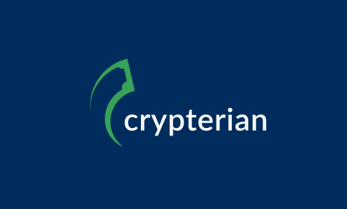 Crypterian - Cryptocurrency brand name for sale