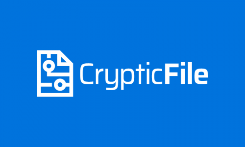 Crypticfile - Security brand name for sale