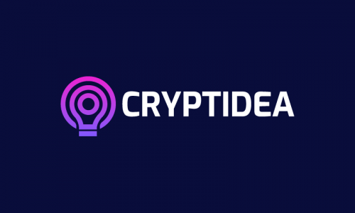 Cryptidea - Security startup name for sale