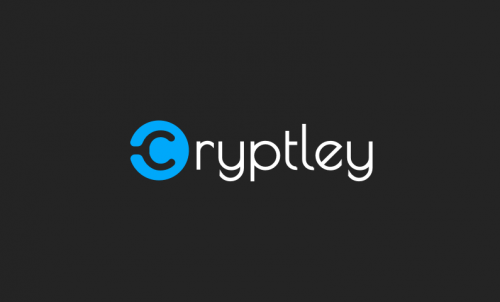 Cryptley - Cryptocurrency business name for sale