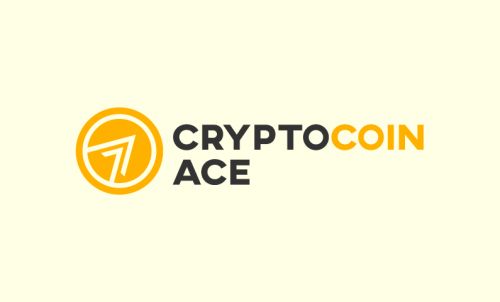 Cryptocoinace - Cryptocurrency domain name for sale
