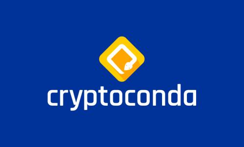 Cryptoconda - Cryptocurrency brand name for sale