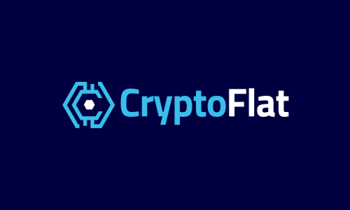 Cryptoflat - Cryptocurrency product name for sale