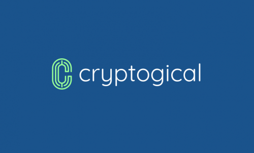 Cryptogical - Cryptocurrency brand name for sale