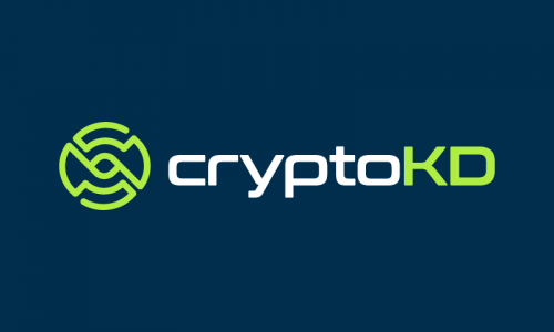 Cryptokd - Cryptocurrency business name for sale