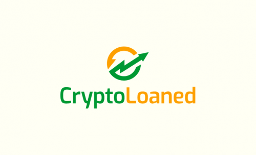 Cryptoloaned - Cryptocurrency business name for sale