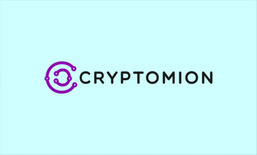 Cryptomion - A great crypto brand name