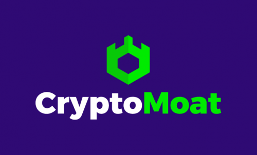 Cryptomoat - Cryptocurrency brand name for sale