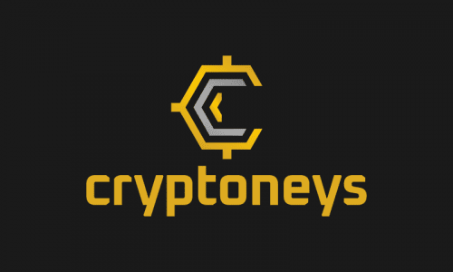 Cryptoneys - Cryptocurrency startup name for sale