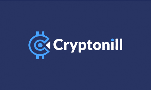 Cryptonill - Cryptocurrency company name for sale