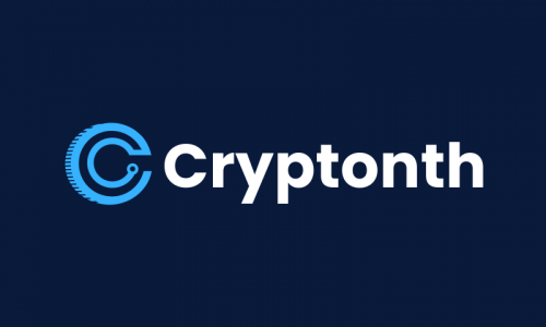 Cryptonth - Cryptocurrency company name for sale