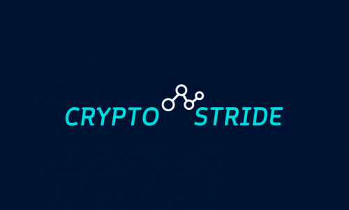 Cryptostride - Cryptocurrency brand name for sale