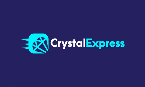 Crystalexpress - E-commerce business name for sale