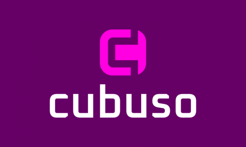 Cubuso - Contemporary brand name for sale