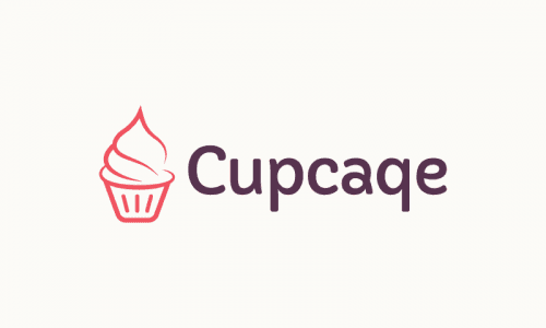 Cupcaqe - Food and drink product name for sale