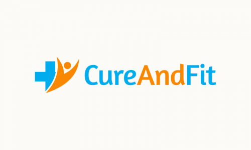 Cureandfit - Health brand name for sale
