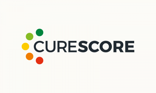Curescore - Finance domain name for sale