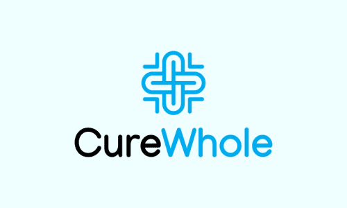 Curewhole - Health business name for sale