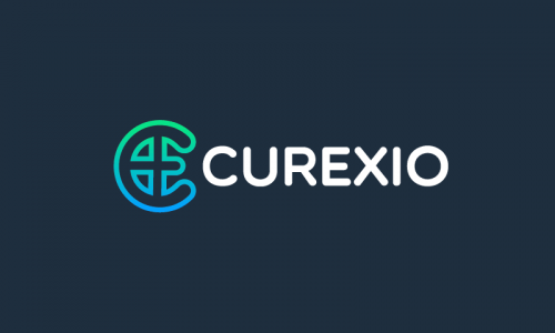 Curexio - Health domain name for sale
