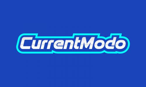 Currentmodo - E-commerce brand name for sale