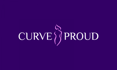 Curveproud - Fashion domain name for sale