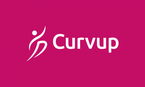 Curvup - Business domain name for sale