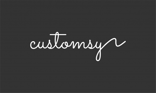 Customsy - Marketing startup name for sale