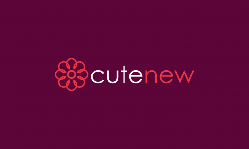 Cutenew - E-commerce brand name for sale
