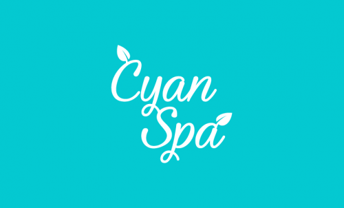 Cyanspa - Wellness company name for sale