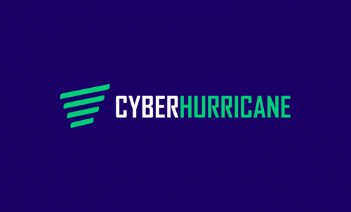 Cyberhurricane - Cryptocurrency brand name for sale