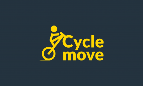 Cyclemove - Fitness startup name for sale