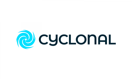 Cyclonal - Contemporary startup name for sale