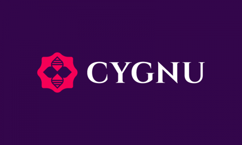 Cygnu - Brandable domain name for sale