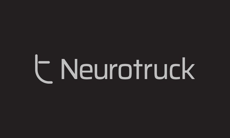 Neurotruck - Transport startup name for sale