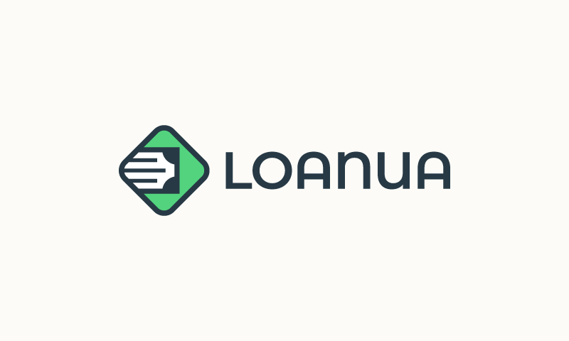 Loanua - Banking business name for sale