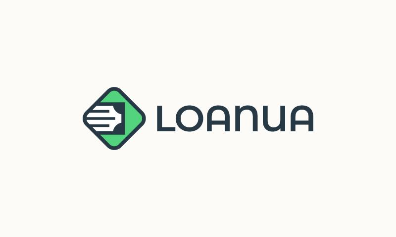 Loanua - Loans business name for sale