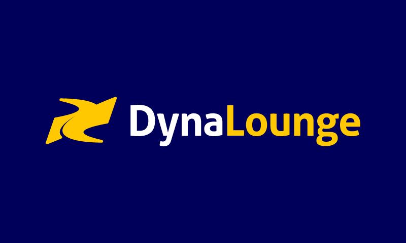 DynaLounge logo