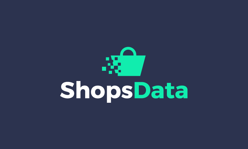 Shopsdata - E-commerce business name for sale