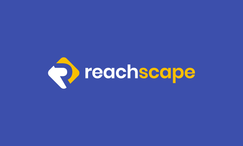 Reachscape - Audio startup name for sale