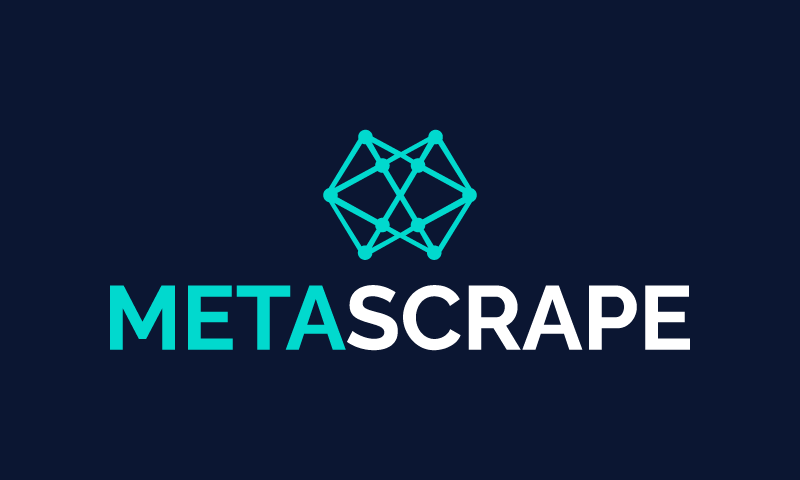 Metascrape - Technology product name for sale