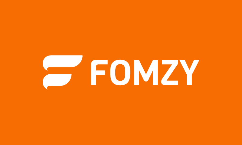 Fomzy - Audio company name for sale