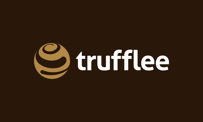 Trufflee - Food and drink product name for sale