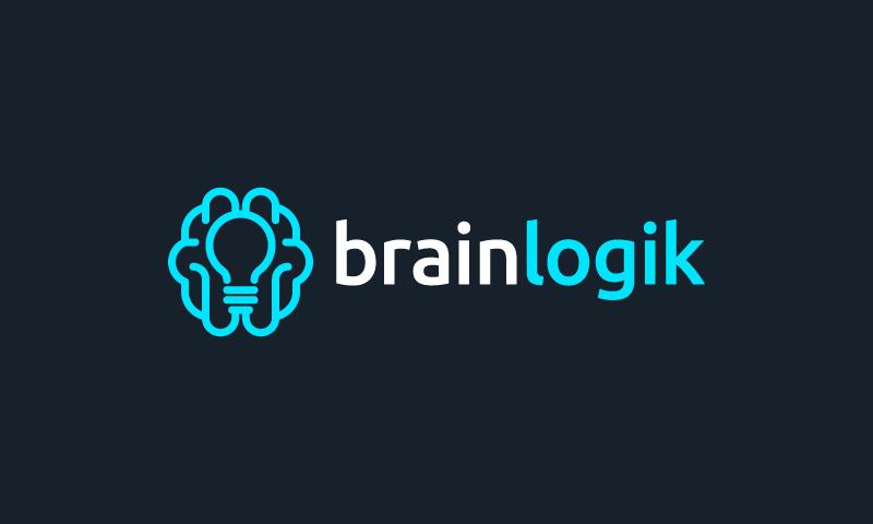 brainlogik logo