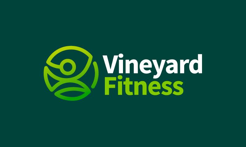 Vineyardfitness - Exercise brand name for sale
