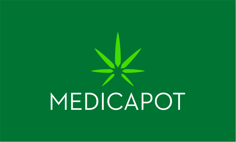 Medicapot - Dispensary domain name for sale
