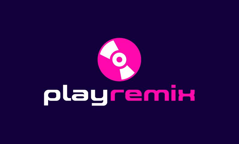 PlayRemix logo