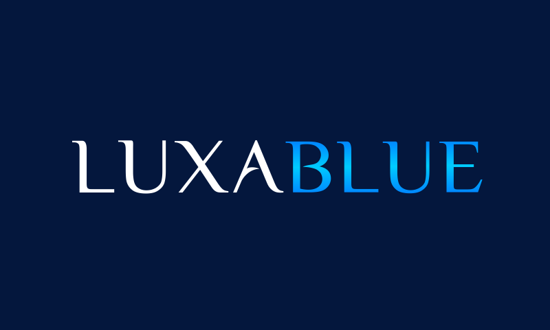 Luxablue - Potential product name for sale